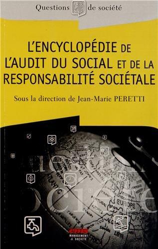 L'encyclopédie de l'audit du social et de la responsabilité sociétale