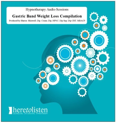 Gastric Band Hypnosis Weight Loss Programme on 5 CDs. A completely safe and effective structured weight loss programme on 5 CDs including our highly successful Virtual Gastric Band Journey. Over 4 hours of Hypnosis for weight loss and maintenance (Here To Listen Hypnosis CDs) (2011-01-01)
