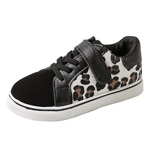 Chaussures Bébé Binggong Bébé Enfants Mode Léopard Chaussures Sneaker Enfants Garçons Filles Casual Chaussures De Sport