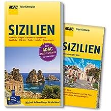 ADAC Reiseführer plus Sizilien: mit Maxi-Faltkarte zum Herausnehmen