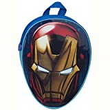 Die besten AVENGERS Kinderrucksäcke - Avengers Iron Man Kopf geformter Junior Rucksack Bewertungen
