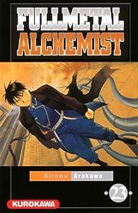Fullmetal Alchemist Edition simple Tome 23