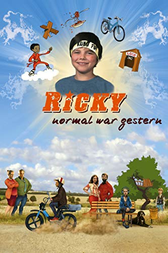 Ricky - Normal war gestern Cover