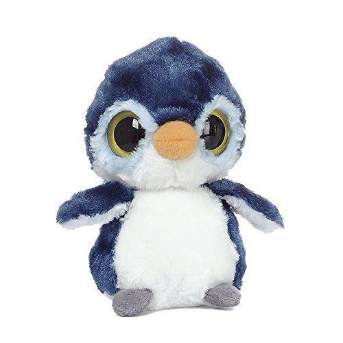 Aurora Yoohoo and Friends   Pingüino de peluche (12,7 cm)