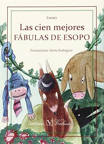 CIEN MEJORES FABULAS DE ESOPO (Infantil-Juvenil)