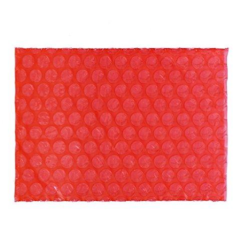 XSY Luftpolsterbeutel Antistatisch Anti Statische Luftpolsterfolien Bubble Taschen 65 - 170mm (W) x 75 - 220mm (L) Verschiedene Größen 80 x 125mm - 100 Stück