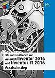 Product icon of 3D-Konstruktionen mit Autodesk Inventor 2016 und Inventor
