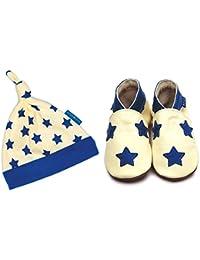 Pulgada azul palo de golf para niños ropa de descanso para niñas o cama de matrimonio de cuero zapatos de con puntera de metal diseño con carrito con estrellas - Diseño de Dragón Galés