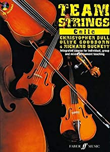 Team Strings: Cello (With Free Audio CD) [Team Strings]