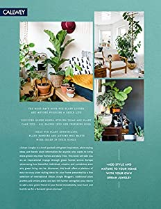 Urban Jungle: Living and Styling with Plants by Callwey