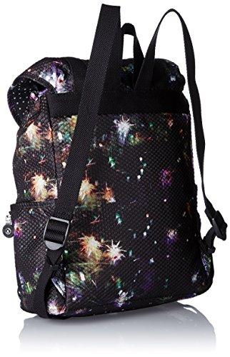 Kipling - Experience S, Zaini Donna Multicolore (Winter Firework)