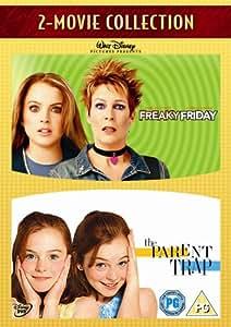 Freaky Friday The Parent Trap Dvd Amazon Co Uk Jamie