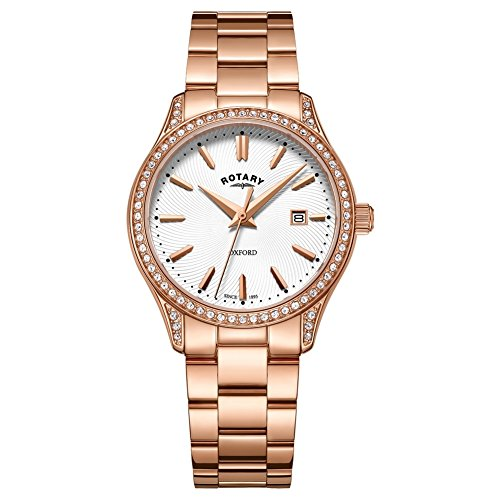 Rotary LB05096-02 Reloj de Damas