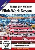 Ellok-Werk Dessau: Die Lokomotivklinik