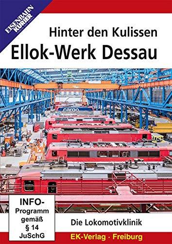 Hinter den Kulissen: Ellok-Werk Dessau - Die Lokomotivklinik