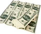 GreatGadgets 1543 Taschentücher'US Dollar' (1 Päckchen = 10 Taschentücher)
