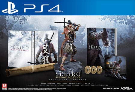 Edición de coleccionista de Sekiro: Shadows The Twice