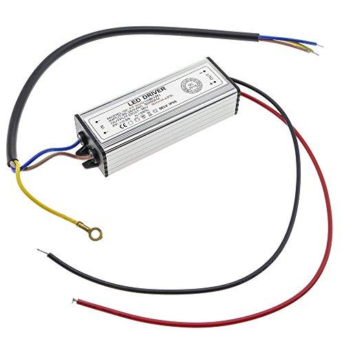 Cablematic 100-265VAC Stromversorgung 20-40VDC 30W Aluminium-Chassis