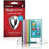Apple iPod Nano 7G/7th Generation (2012) Screen Protector, MediaDevil Magicscreen Crystal Clear (Invisible) Edition - (2 x Protectors)