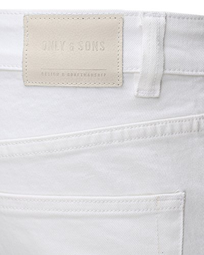 ONLY & SONS Jeans Weiß