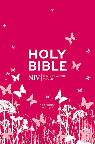 NIV Pocket Pink Soft-tone Bible with Zip (Pink Soft-tone with Zip, Band 1)