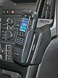 KUDA Telefonkonsole (LHD) für: Opel Astra J ab 2009 / Mobilia/Kunstleder schwarz