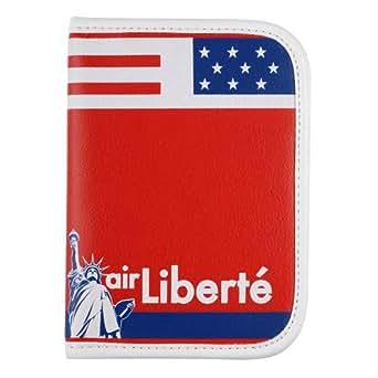 Set Passeport Statue de la Liberte