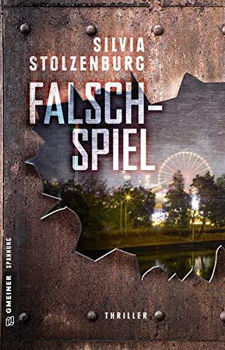 Buchseite und Rezensionen zu 'Falschspiel' von Silvia Stolzenburg