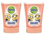 Recharge Dettol classic - Flacon de 250ml Recharge de 250ml pour distributeur automatique de savon antibactérien No-Touch DETTOL Elimine 99.99% des bactéries (Bactéricide EN1276) Formule enrichie en agents hydratants pour respecter la peau Simple et ...
