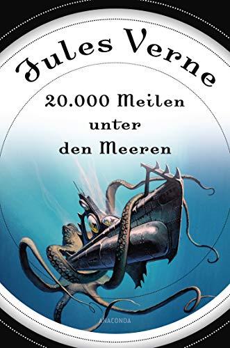 Buchseite und Rezensionen zu '20000 Meilen unter den Meeren (Roman) - mit Illustrationen' von Jules Verne