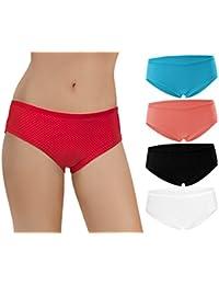 10er-Pack modische Damen Pantys All Colours - Jazz-Pants - versch. Farben und Größen - Qualität von Celodoro