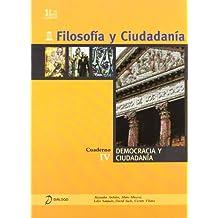 Filosofía y ciudadanía. IV. Democracia y ciudadanía - 9788496976207