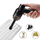 Kabellos Tastatursauger, CrazyFire USB Tastatur Reiniger, Mini AutoTastatursauger, Staub Reinigungs Set, Reinigen die Lücke für Tastatur, Auto, Tierhaare