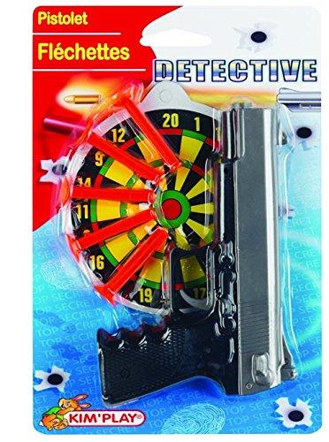 Kim\'play - 1172 - Gioco Freccette - A Obiettivi Freccette Gun