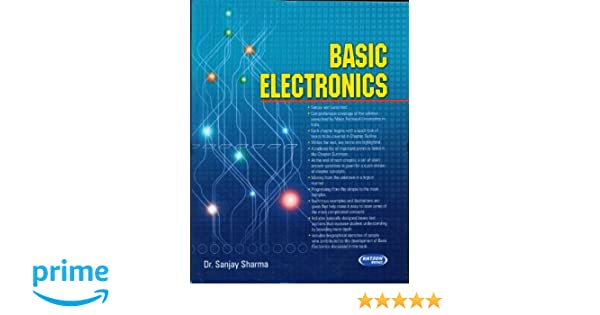Electronics Engineering Book By Sanjay Sharma