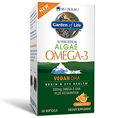 VeganDHA from Minami Nutrition