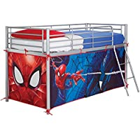 Marvel Spiderman Midsleeper Bed Tent by HelloHome