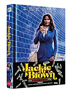Jackie Brown - 2-Disc Limited Collector's Edition (+ DVD) - Cover A [Blu-ray]