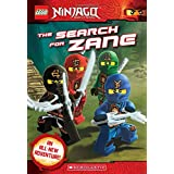 The LEGO® Ninjago Chapter Book #7: The Search for Zane