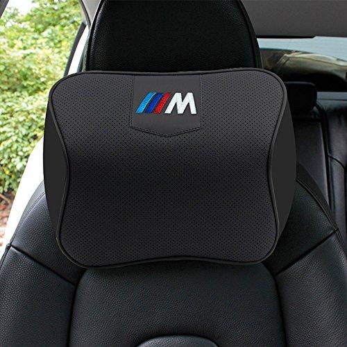 Kissen Nackenstütze Nackenkissen für Autositz Auto Hals Kissen, BMW Kopfstütze 1pack ()