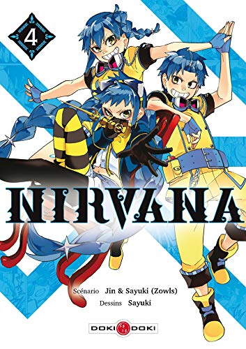 Nirvana Edition simple Tome 4
