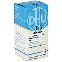 Biochemie Dhu 22 Calcium carbonicum D 6 Tabletten 200 stk preisvergleich bei billige-tabletten.eu