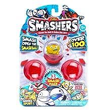 Zuru Smashers, 3'lü Paket