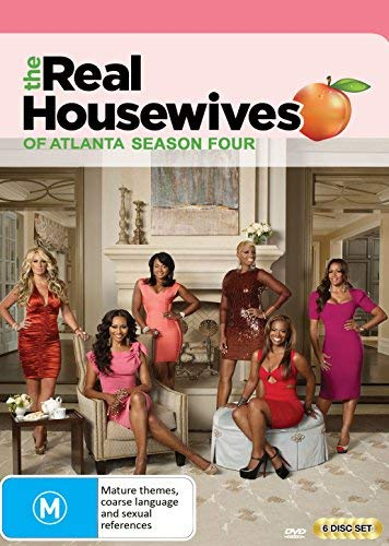 The Real Housewives of Atlanta - Season 4 - 6-DVD Set ( ) [ Australische Import ] (Atlanta Dvd Housewives)
