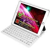 inateck Tastatur + Hülle für das neue iPad 9,7 oder das iPad Air1, Keyboard Case mit...