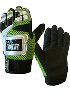 Kids Junior Cub Youth Children Motocross Motorcycle BMX Enduro Off Road Textile Gloves