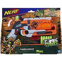 Hasbro Nerf A4325EU4 - Zombie Strike Hammershot, Toy Blaster - New Version 2017