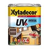 Xyladecor Oversol UV+ auf Alkydharz-Lösemittelbasis Dickschichtlasur 750 ml Farbwahl, Farbe:Weiß