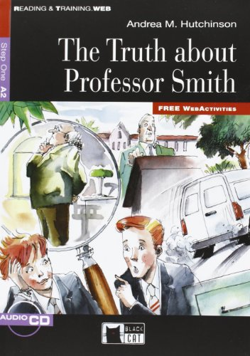 The Truth about Professor Smith (1CD audio)