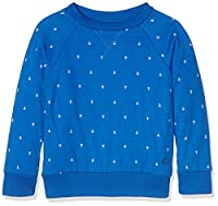 Petit Bateau Boy's Fontana Sweatshirt, Multicoloured (Delft/Lait), 12 Years